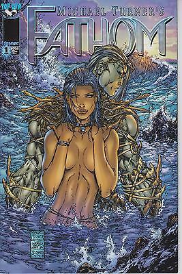 FATHOM 1 - 1998 - TURNER - NEAR MINT