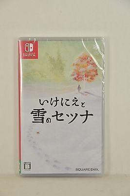 Nintendo SWITCH I am Setsuna of Snow IKENIE TO YUKI NO (JAPANESE/ ENGLISH)