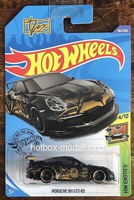 Hot Wheels Porsche 911 GT3 RS HW Exotics New  2020 Die-cast