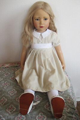 MISS LILY, 30 IN. TALL VINYL/CLOTH  DOLL BY TARA HEATH - GOTZ COMPANY