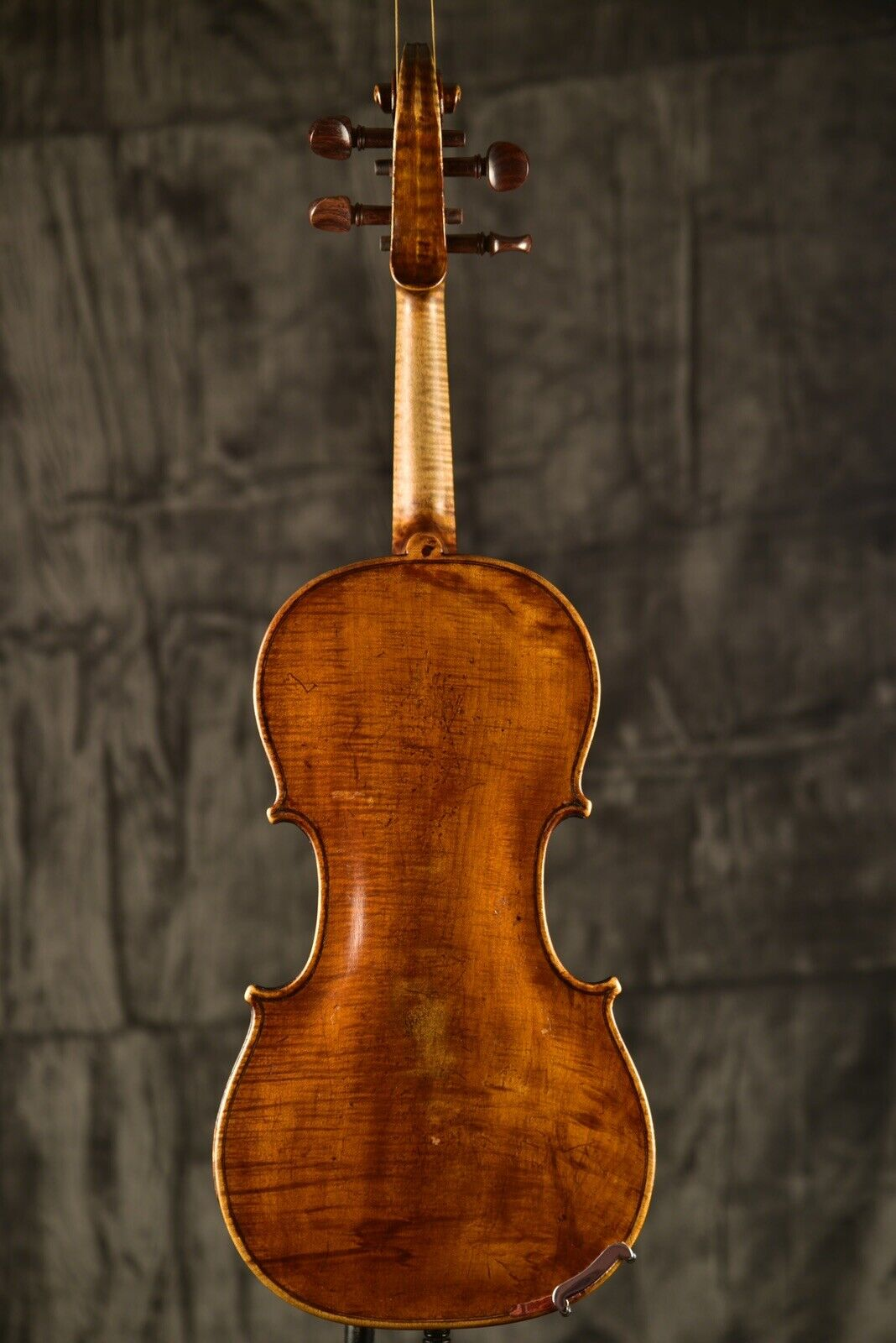 Labeled Labeled Santo Serafin, Anno 1734 In Venice --- Listen To The Sample  - $3,080.00