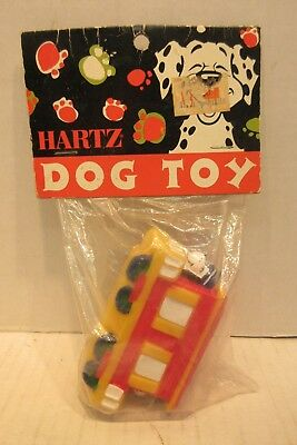 Hartz Mountain Corp. Vinyl Squeek Dog Toy Train