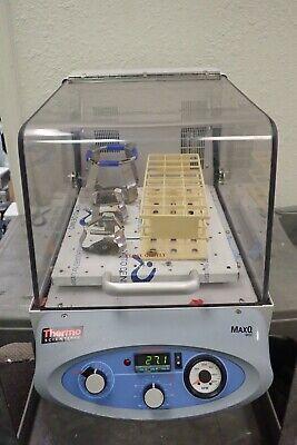 Thermo Scientific Shka4450 Maxq 4450 Incubator Shaker W Flask Clamps Tube Rack