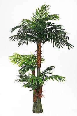 Cycuspalme 150 cm Kunstpalme Kunstpflanze Kunstbaum künstliche Palme McPalms