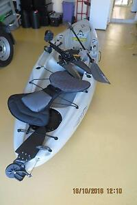 2014 Hobie Mirage Outback Kayak Wadalba Wyong Area Preview
