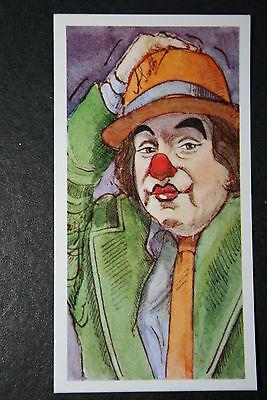 Russian Clown   Yevgeny Kudrjashov  Moscow State Circus   Card  VGC / EXC