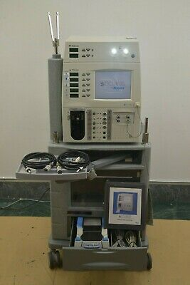 Alcon Accurus 800cs Phacoemulsifier W Accurus Illuminator Foot Pedal 19323