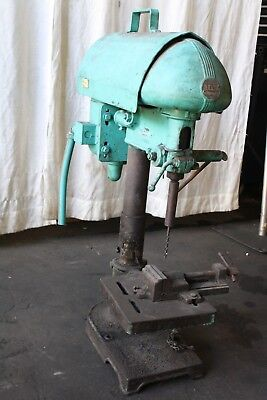 14 Delta Single Spindle Drill Yoder 65425