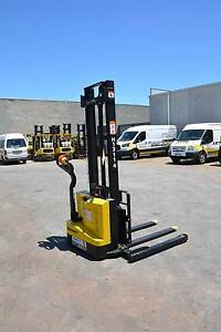 Liftsmart LS10 Electric Walkie Stacker Springvale Greater Dandenong Preview