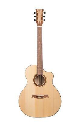 NEW Acoustic guitar / Doff 013 Jumbo Cutaway