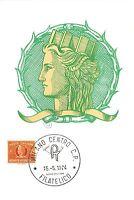 Cartolina Maximum - Turrita - Recapito Autorizzato Lire 35 - 1974 -  - ebay.it