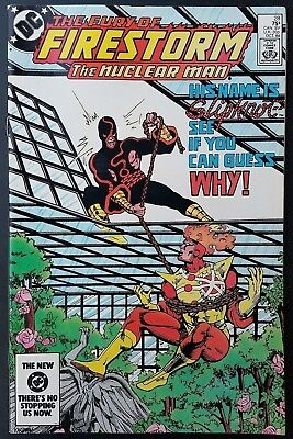 DC Comics Copper Age Firestorm #28 1st Slipknot Suicide Squad VF/NM Nice!