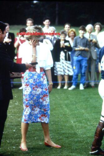 Original 35mm Slide Vintage Princess Diana Lady Spencer # 130