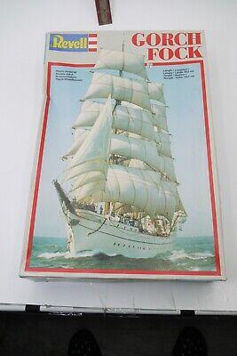1:253 Revell Gorch Fock Segelschulschiff Nr. 5412