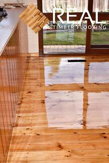 Real Timber Flooring