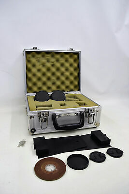Malvern 100300mm Lens W Alignment Disk F2600-c Droplet Particle Size Analyzer