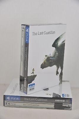 NEW PS4 The Last Guardian 吃人的大鷲 (HK 中文 Chinese/ English Steelbook Special)