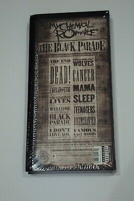 SEALED My Chemical Romance THE BLACK PARADE Limited Edition CD Box Set - (The Black Parade Limited Edition Box Set)