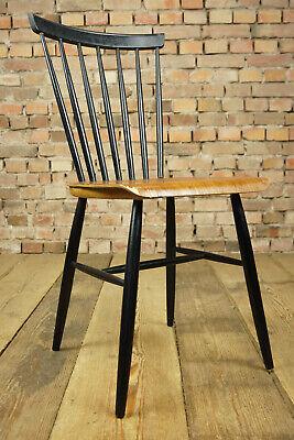 60er Vintage Tapiovaara Age Chair Dining Chair Sprossenstuhl Teak Mid-Century