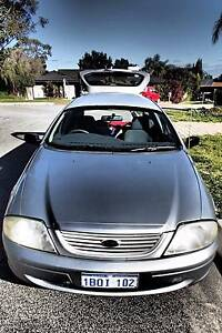 top backpacker car ford falcon 2001 low km Perth Perth City Area Preview
