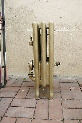 vintage steampunk radiator decor collectable pacific los angeles historical item