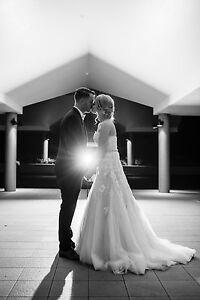 Wedding Dress - Sophia Tolli - Size 2 + Vale to Match Willmot Blacktown Area Preview
