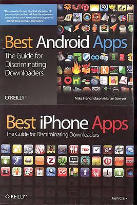 Best iPhone Apps by Clark & Best Android Apps by