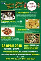 Indian Street Food Event
