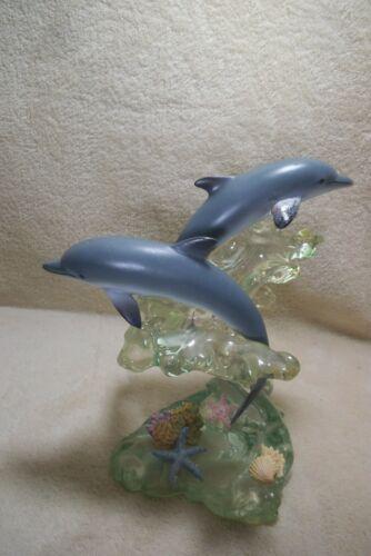 dolphin figurine wildlife