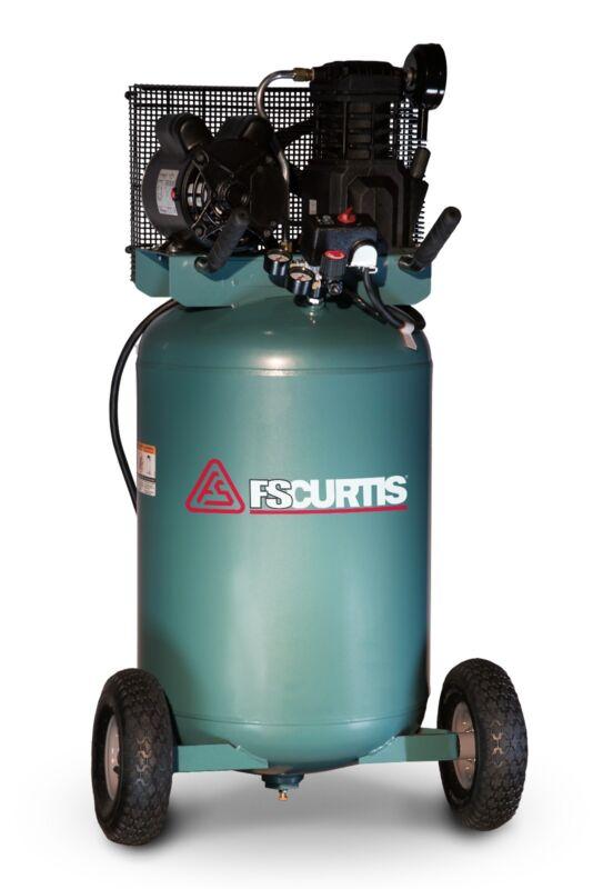 FS Curtis Garage Mate 2 HP Vertical Portable Air Compressor 115/60/1