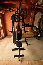 YORK MEGAMAX 3001 MULTIGYM Home gym weight station Florey Belconnen Area Preview