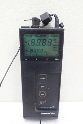 Thermo Orion Model 210A pH Meter with Power Supply