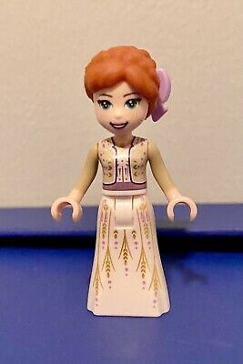Anna Disney Princess 41167 Frozen 2 II Mini Doll LEGO Minifigure Mini Figure