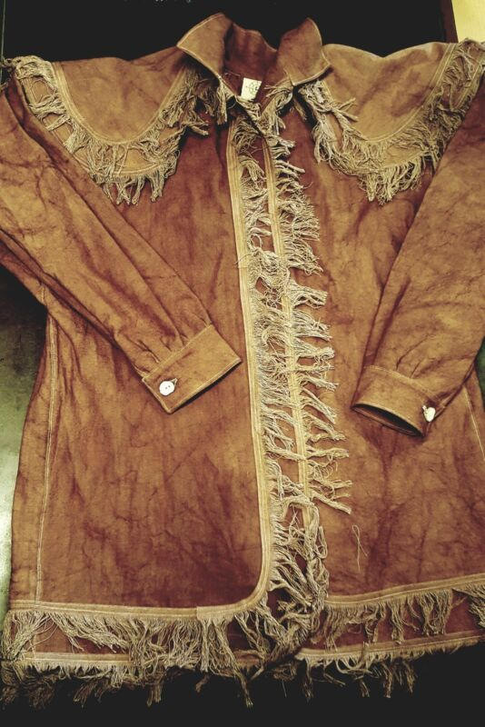 Woodsman Frock Coat/ jacket for fur trade re-enactments Size: 4XLg