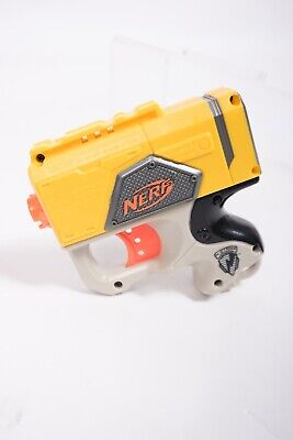 Nerf Gun Mini N-Strike Toy Gun Kids w/ 6 Darts