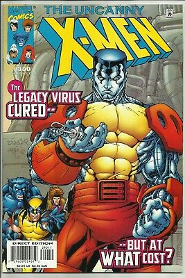 Uncanny X-Men (2000) #390 NM 9.4 Death of Colossus