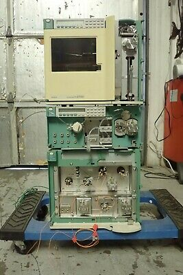 Hitachi Nanolc Hplc System W L-2200 Autosampler L-2100 Smash Nano Flow Pump