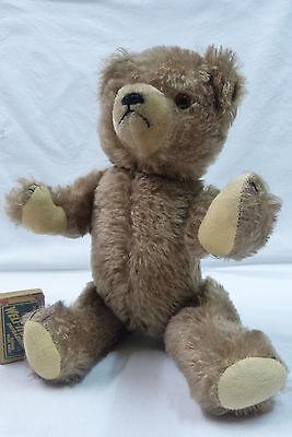 33 cm großer  alter Teddybär wohl Hermann