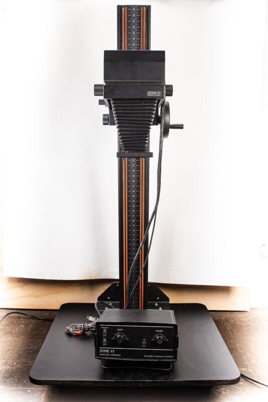 Zone VI Type 1 5x7 Inch Professional Darkroom Photo Enlarger RARE V16