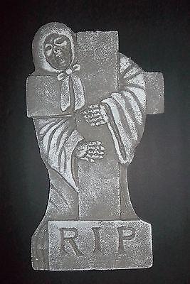 Tombstones/Gravestones Creepy Halloween Decor! 5 Styles! NEW! - Halloween Decorations Tombstones