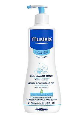 Mustela Gentle Cleansing Gel 500ml