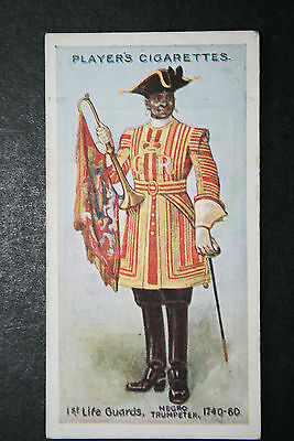1st Life Guards  Trumpeter   Original 1912 Vintage Card   VGC