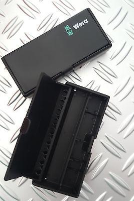 1 St/ück FACOM Bit-Box f/ür 63 Fluo-Bits leer BV.E1063F