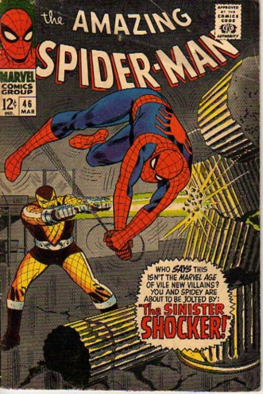 Amazing Spider-Man #46 Marvel