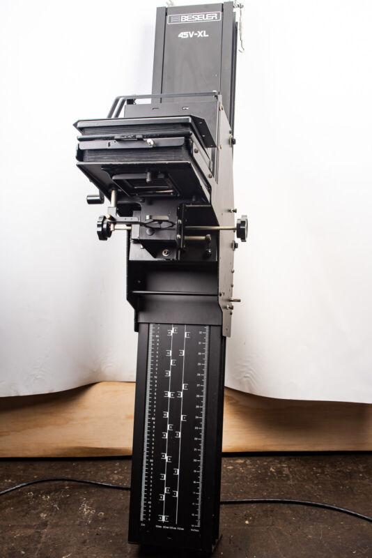 Beseler 45V-XL Professional Large Format Darkroom Photo Enlarger Chassis ONLY