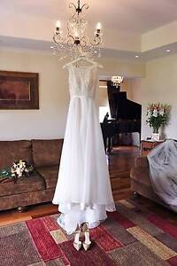 Timeless Wendy Makin Wedding Dress For Sale Norwood Norwood Area Preview