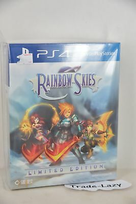 NEW PS4 Rainbow Skies Sky (Asian, Collector's Limited, English, Multi Lanuage)