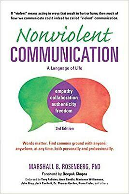 Nonviolent Communication 3Rd Edition Marshall B Rosenberg