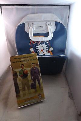 Big Lebowski Polygram Video's Promotion Bowling Bag and Screener  VHS Video RARE Big Lebowski Apparel