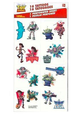 Toy Story Tattoos - Toy Story Birthday Party Supplies - Favours Loot Ideas - Toy Story Birthday Ideas